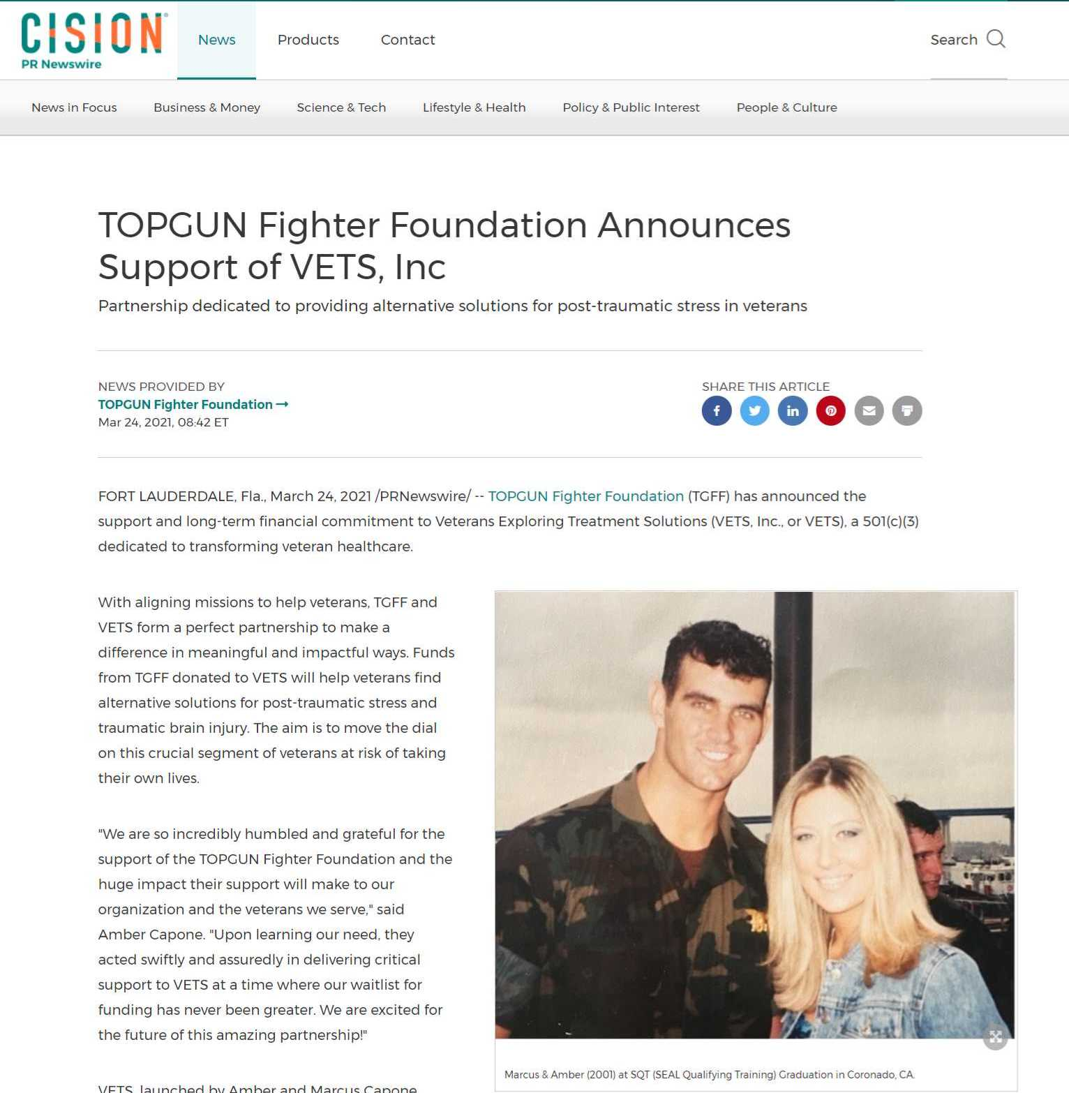 TGO Cision Newswire 12/28/20